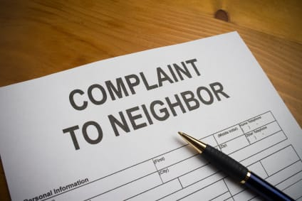 Apartment Living and dealing with Neighbors