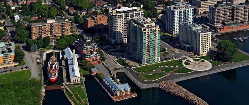 Rent An Apartment In Kingston, Ontario While You're Saving Up To Buy 1